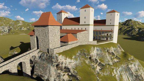 zámek račice - renesance